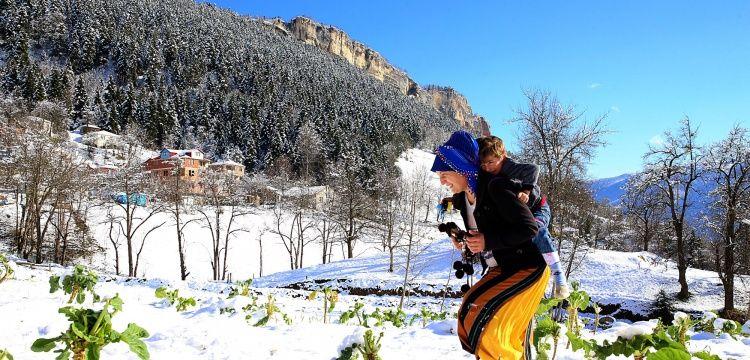 Trabzona gelen turist sayısı 4,5 kat arttı