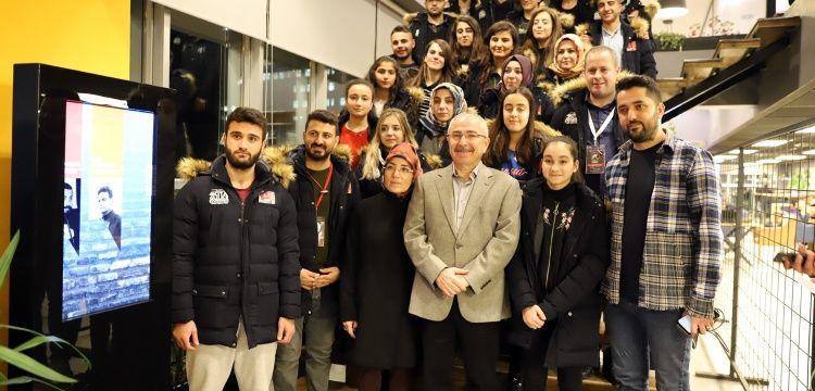 Mezopotamya temsilcisi Mardinli öğrencilerin Rusya turu başladı