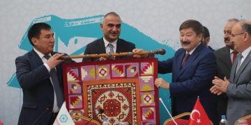 2019 Türk Dünyası Kültür Başkenti Oş şehri oldu