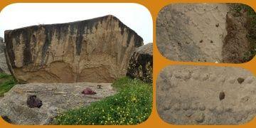 Azerbaycanda 4 bin yıllık 58 delikli oyun keşfedildi