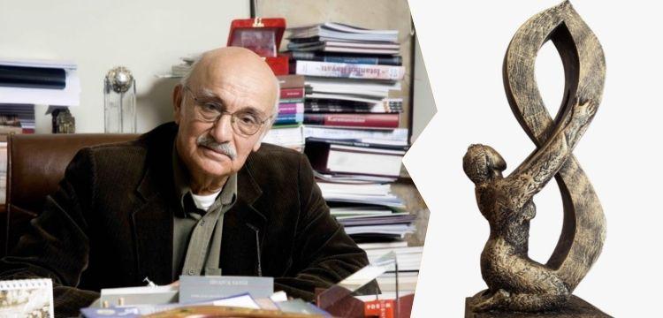 Prof. Dr. Metin Sözen Anadolu'dan Büyük Şükran Ödülünü alacak
