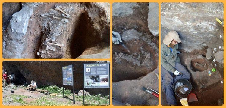 Arjantin'de 3 yıl sonra 'Mağaraların Yeni Çocuğu' bulundu