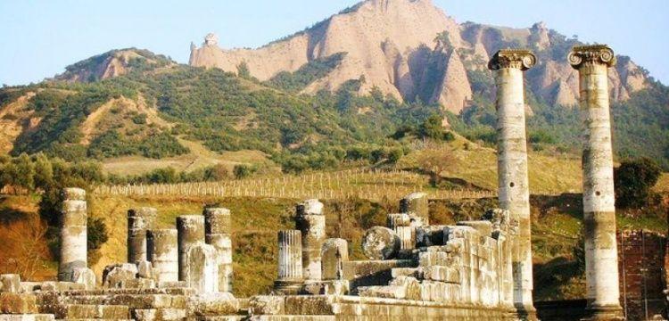 Larisa'nın arkeolojik değerleri Mimarlık Tarihi Araştırmaları dergisinde