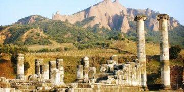 Larisanın arkeolojik değerleri Mimarlık Tarihi Araştırmaları dergisinde