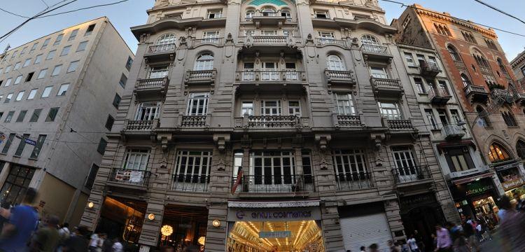 Mısır Apartmanı'nda Mehmet Akif Ersoy Müze evi açılacak