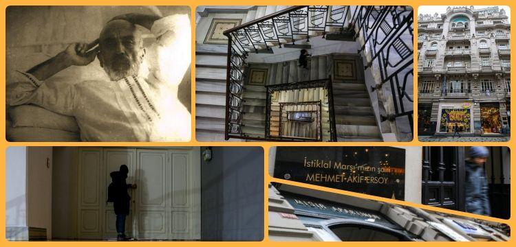 Mehmet Akif Ersoy'un Mısır Apartmanı günleri