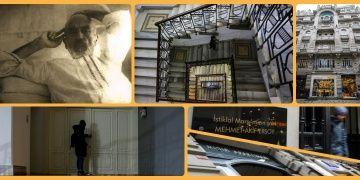 Mehmet Akif Ersoyun Mısır Apartmanı günleri