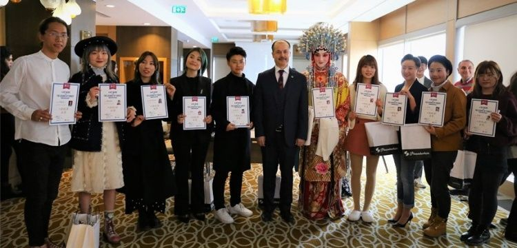 Türkiye'ye Gitmek İçin Çok Sebebim Var yarışmasının galipleri Türkiye'de