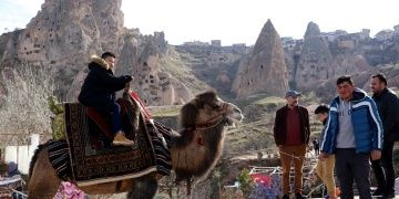 Kapadokya yılbaşı turizmine hazır