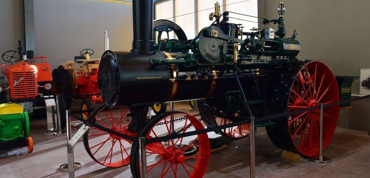 Gelibolu Traktör Müzesinde tarımda teknolojinin gelişimini izleyebilirsiniz