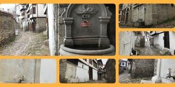 Karabükte tarihi çeşmelerin restorasyonu durduruldu