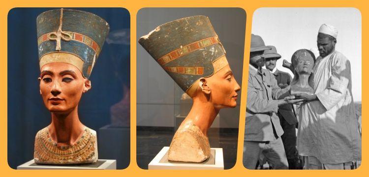 Zati Hawass, Almanya'dan Nefertiti büstünün iadesini istedi