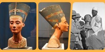 Zati Hawass, Almanyadan Nefertiti büstünün iadesini istedi