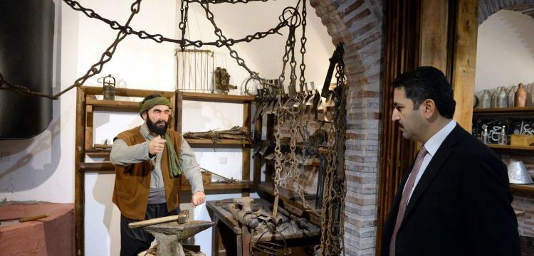 Tokat Şehir Müzesi şehrin 500 yıllık tarihini anlatacak