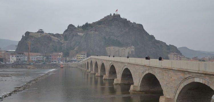 Osmancık Koyun Baba Köprüsünün restorasyonu 5 yıl sürdü