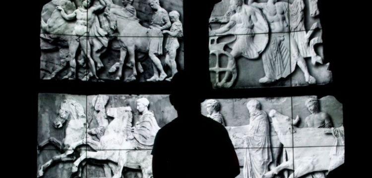 İngiltere Elgin Mermerlerinin iadesi için ışık yakmıyor