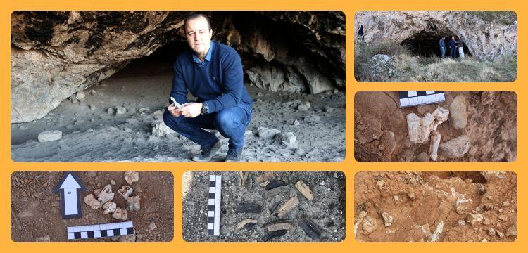 Paleontologlar Denizli'de dinozorlara ait izleri araştıracak