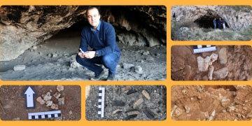 Paleontologlar Denizlide dinozorlara ait izleri araştıracak