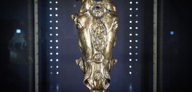 Frankfurt'ta bulunan Roma dönemi at başının 10 yıllık davası bitti
