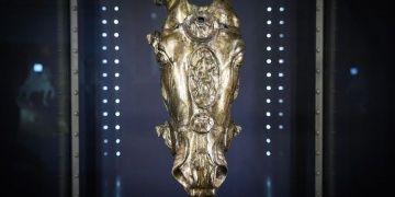 Frankfurtta bulunan Roma dönemi at başının 10 yıllık davası bitti