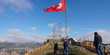 Restorasyonu bitmek üzere olan Osmancık Kalesi açılışa hazırlanıyor