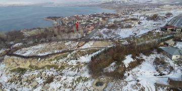 3 bin yıllık Kız Kalesi Vanın yeni seyir terası oldu