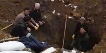 Kara kışta gömü arayan defineci Gakkoşlar böyle yakalandı