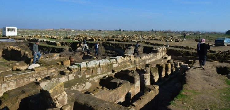 Harran arkeoloji kazılarında 'Harran okulları'nın izleri aranacak