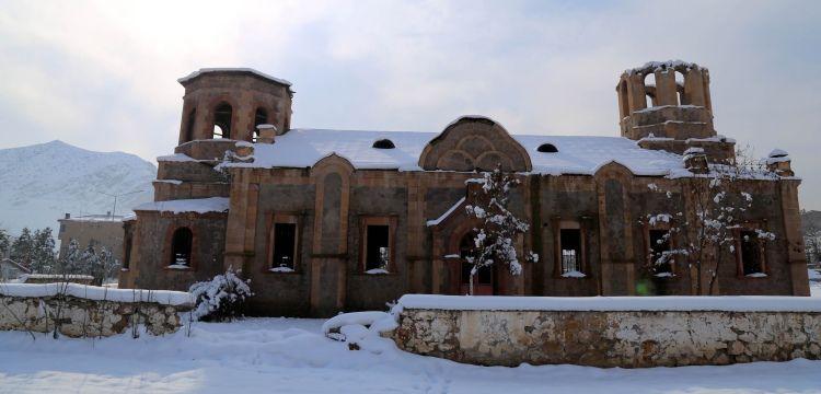 Erzurum'un Oltu ilçesindeki Rus Kilisesi restore edilecek