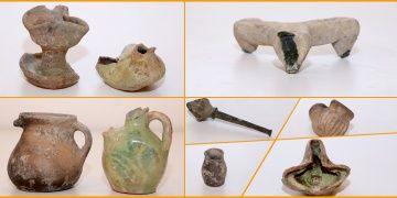 Bayburt Kalesi kazılarında bulunan eserler yeni müzede sergilenecek