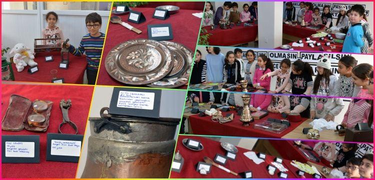 Tuncelili öğrenciler müzeciliğe ilk adımlarını attılar