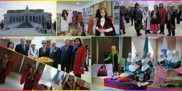 Astanadaki Dostluk Evinde 22 etnik cemaatin kültürü yaşıyor