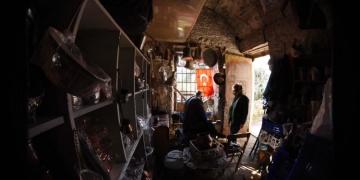 Stratonikeia Antik Kentinin son bakır ustası: Mehmet Çetiner