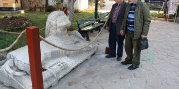 Düden Şelalesi civarındaki tarih eserler koruma altına alındı