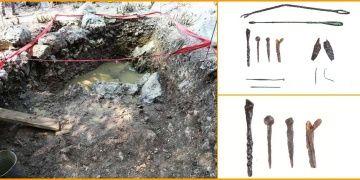 Bursadaki Apollonia ad Ryndacum antik kentinde tıbbi aletler bulundu