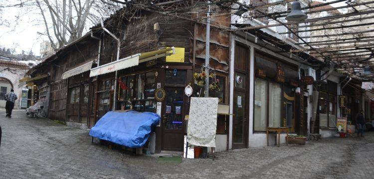 Safranbolu'da restore edilecek dükkanların projeleri hazırlanıyor