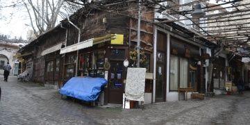 Safranboluda restore edilecek dükkanların projeleri hazırlanıyor