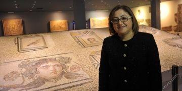 Fatma Şahin: Gaziantep 2018 yılı turizm hedefini tutturdu