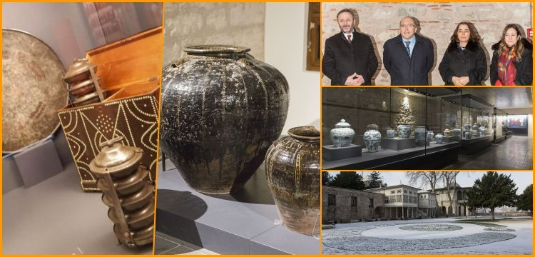Topkapı Sarayı'nın Arslanlı Bahçesi ve mutfakları ziyarete açıldı