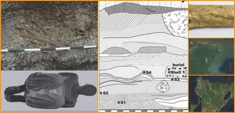 Nikaragua'da arkeoloji kazılarında 5900 yıllık kadın iskeleti bulundu