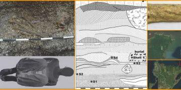 Nikaraguada arkeoloji kazılarında 5900 yıllık kadın iskeleti bulundu