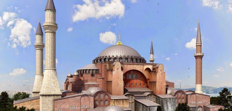 Ayasofyanın 1481 Yıllık Hikayesi: 1481-year conversion story of the Hagia Sophia