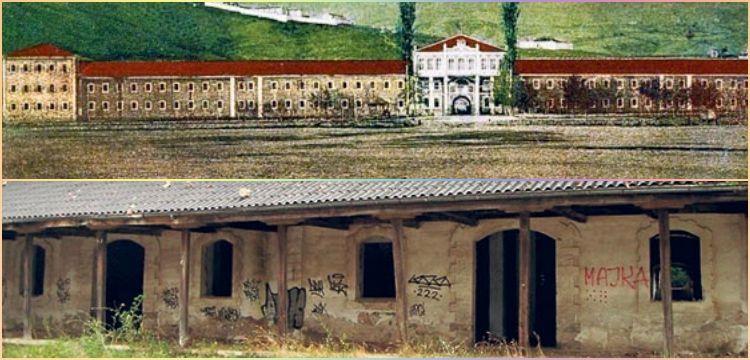 Manastır'daki tarihi Osmanlı kışlası 100 yıl sonra bulundu