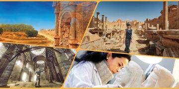 ARcHerNet yok edilen Ortadoğu mirasını yaşatmaya çalışıyor