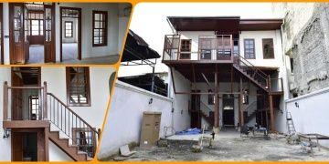 Seyhanda restorasyonu biten Tepebağ Evi müzeye dönüşecek