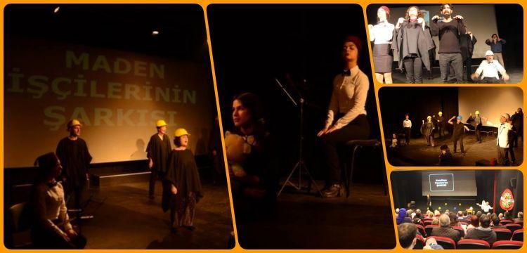 Latmos'a Rahmet Geldi oyunu Almanya'da sahneleyecek.