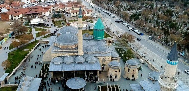 Mevlana Müzesi'nde Ramazan hazırlıkları tamamladı