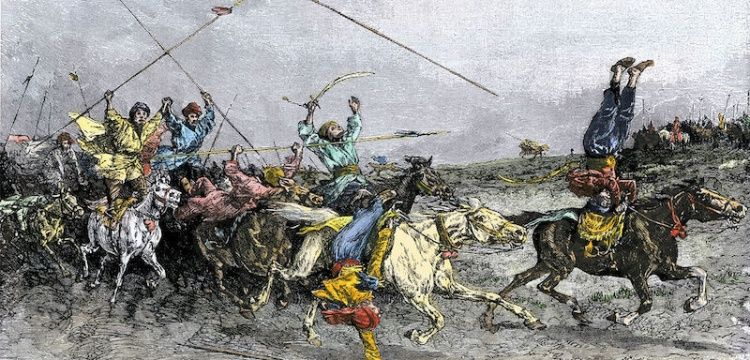 Tunç Devrinde Moğolistan'ın en büyük sağlık derdi attan düşmekti
