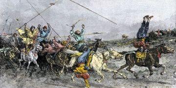 Tunç Devrinde Moğolistanın en büyük sağlık derdi attan düşmekti