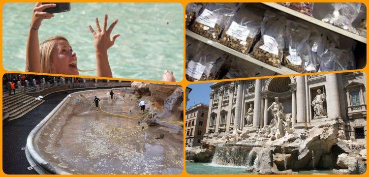 Roma'daki Aşk Çeşmesi'nde bozuk para davasını Kilise kazandı
